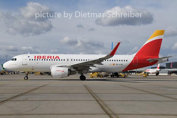 2020-02-12 EC-LXQ Airbis A320 Iberia