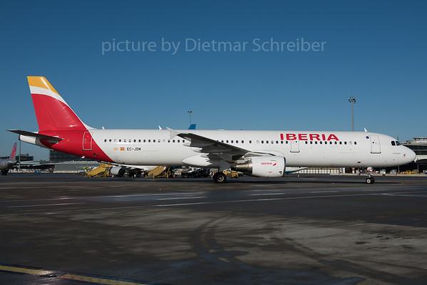 2016-01-08 EC-JDM AIrbus A321 Iberia