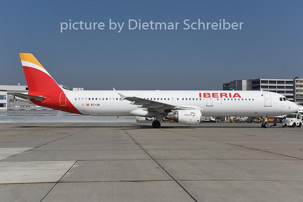 2015-03-20 EC-IJN Airbus A321 Iberia
