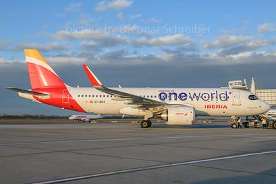 2020-03-08 EC-NFZ Airbus A320neo Iberia