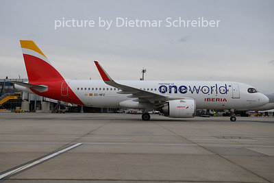 2020-02-04 EC-NFZ Airbus A320neo Iberia