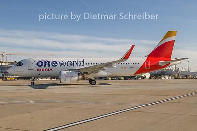 2020-01-02 EC-NFZ Airbus A320neo Iberia