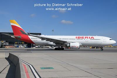 2021-10-14 EC-MKJ Airbus A330-200 Iberia
