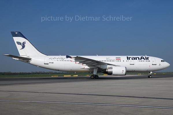 2018-04-18 EP-IBB Airbus A300 Iran Air