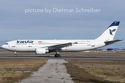 2020-02-12 EP-IBC Airbus A300-600 Iran Air