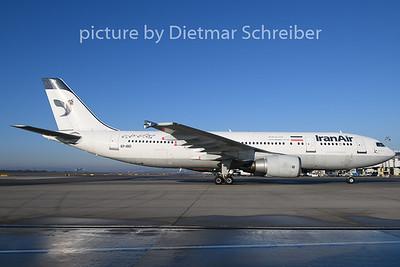 2020-01-08 Ep-IBD Airbus A300-600 Iran Air