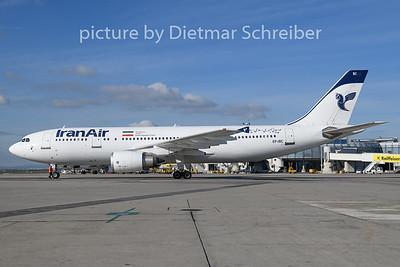 2018-11-14 EP-IBC Airbus A300-600 Iran AIr