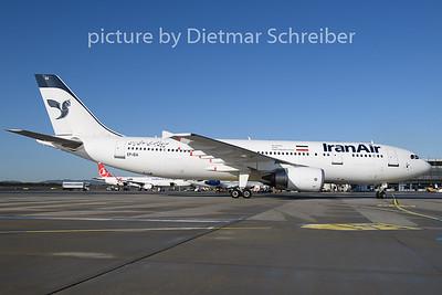 2019-11-06 EP-IBA Airbus A300-600 Iran AIr
