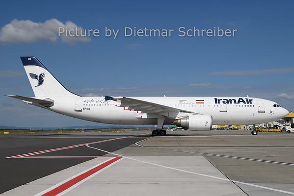2018-08-15 EP-IBB Airbus A300-600 Iran Air