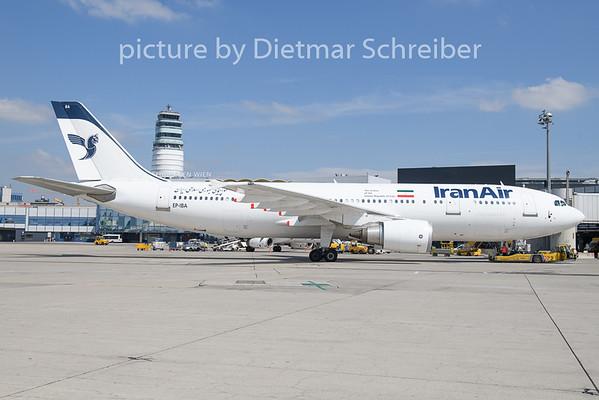 2019-04-17 EP-IBA Airbus A300 Iran Air