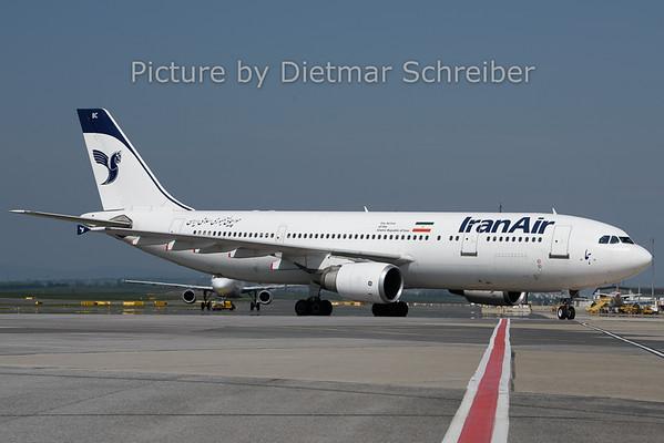 2019-05-01 EP-IBC Airbus A300 Iran Air