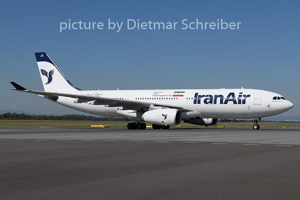 2020-08-22 EP-IJA Airbus A330-200 Iran Air