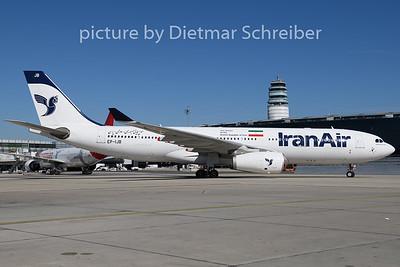 2020-09-05 EP-IJB Airbus A330-200 Iran Air