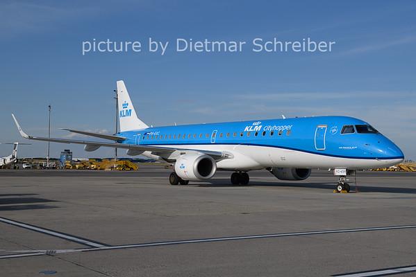 2021-06-27 PH-EXC Embraer 190 KLM Cityhopper