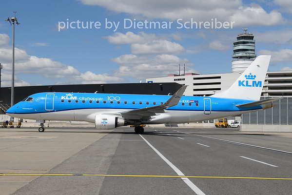 2020-05-06 PH-EXK Embraer 175 KLM