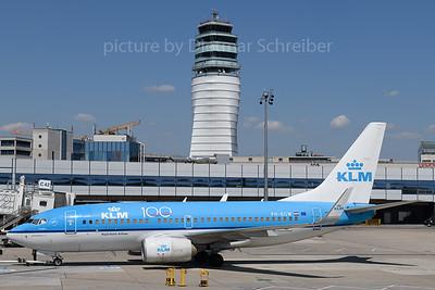 2019-07-25 PH-BGW Boeing 737-700 KLM