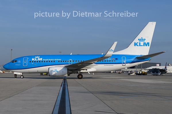 2019-07-16 PH-BGI Boeing 737-700 KLM
