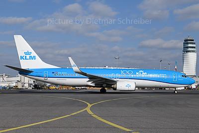 2019-11-01 PH-BXD Boeing737-800 KLM