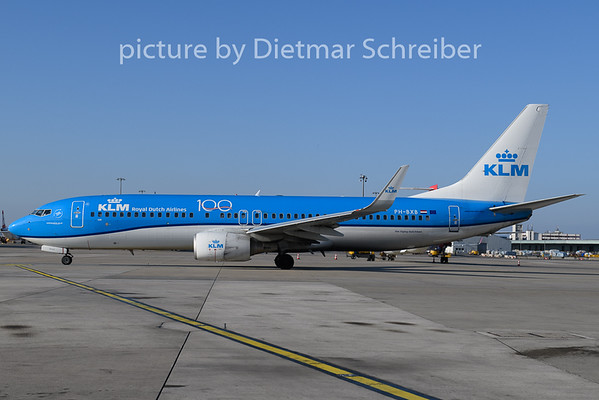 2020-01-01 PH-BXB Boeing 737-800 KLM
