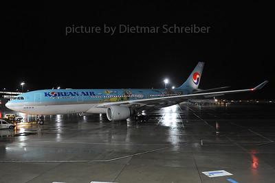 2013-01-29 HL8211 Airbus A330-200 Korean Air