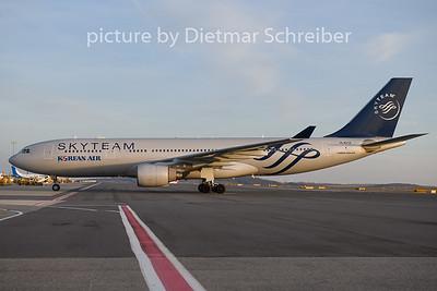 2020-02-15 HL8212 Airbus  A330-200 Korean Air