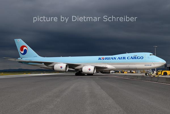 2021-08-06 HL7609 Boeing 747-8 Korean Air