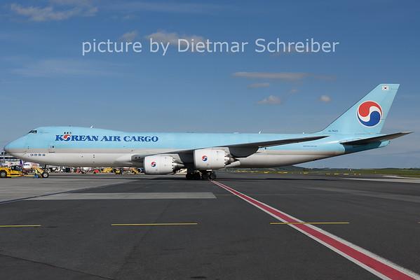 2021-05-06 HL7623 Boeing 747-8 Korean Air