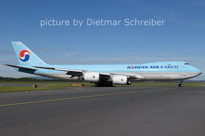 2021-05-21 HL7629 Boeing 747-8 Korean Air