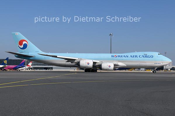 2020-10-20 HL7617 Boeing 747-8 Korean Air
