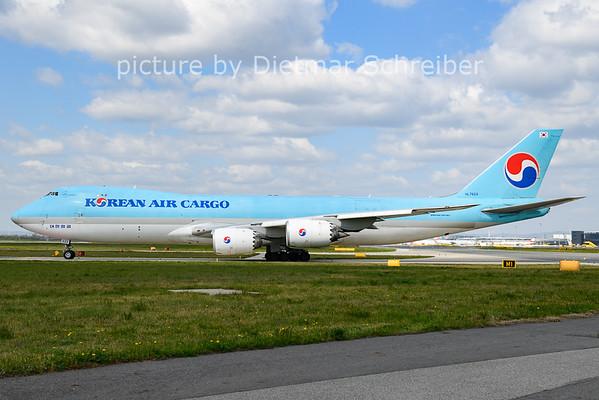 2021-04-23 HL7623 Boeing 747-8F Korean Air