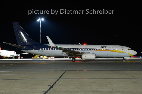2020-02-29 SP-LWG Boeing 737-800 LOT