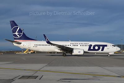 2018-01-02 SP-LWD Boeing 737-800 LOT