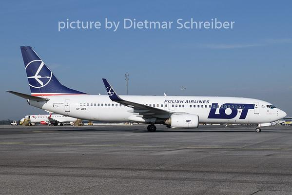 2018-09-13 SP-LWB Boeing 737-800 LOT