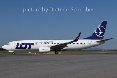 2018-08-16 SP-LWC Boeing 737-800 LOT
