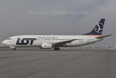 2012-01-27 SP-LLG Boeing 737-400 LOT