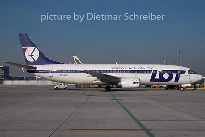 2007-10-17 SP-LLC Boeing 737-400 LOT