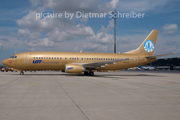 2009-07-07 SP-LLC Boeing 737-400 LOT