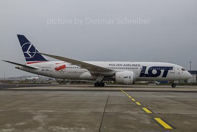 2018-03-21 SP-LRH Boeing 787-8 LOT