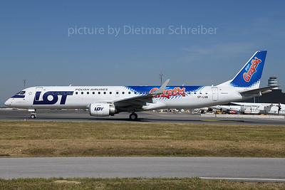 2019-07-25 SP-LNB Embraer 195 LOT
