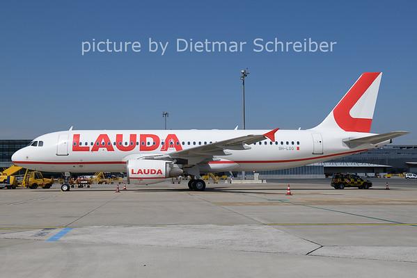 2021-06-05 9H-LOQ Airbus A320 Lauda Europe