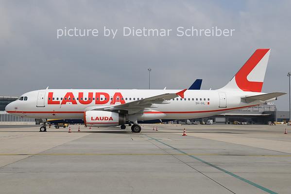 2021-04-20 9H-IHL Airbus A320 Lauda Europe