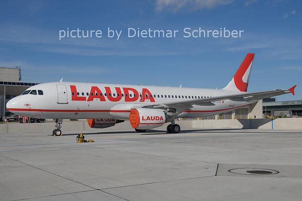 2021-05-06 9H-LOS Airbus A320 Laudamotion
