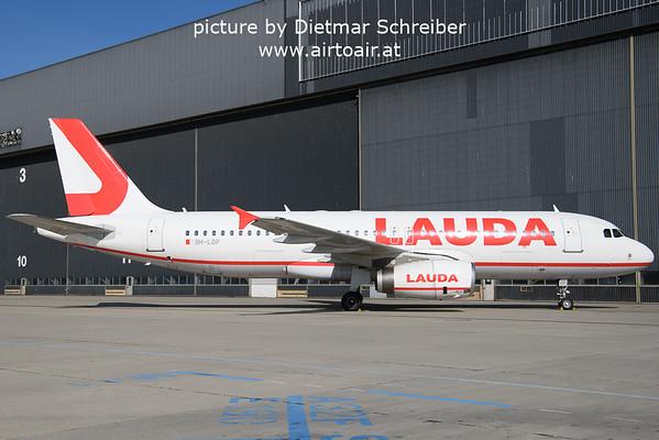 2021-10-14 9H-LOP Airbus A320 Lauda Europe