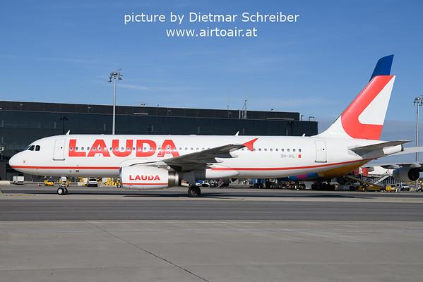 2021-10-15 9H-IHL Airbus A320 Lauda Europe