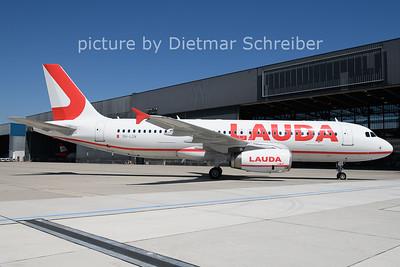 2021-06-17 9H-LOW AIrbus A320 Lauda Europe