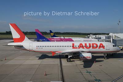 2021-06-10 9H-LMI AIrbus A320 Lauda Europe