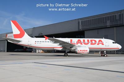 2021-10-04 9H-LMJ Airbus A320 Lauda Europe