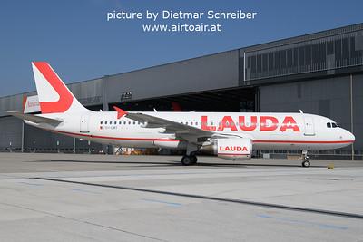 2021-09-26 9H-LMT AIrbus A320 Lauda Europe