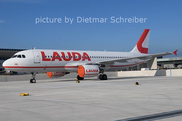 2021-06-03 9H-LOS Airbus A320 LAuda Europe