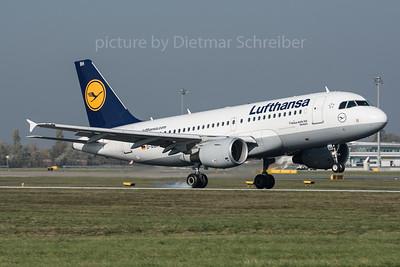 2015-10-31 D-AIBH Airbus A319 Lufthansa